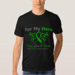 For My Hero Tribal Ribbon Spinal Cord Injury Shirts