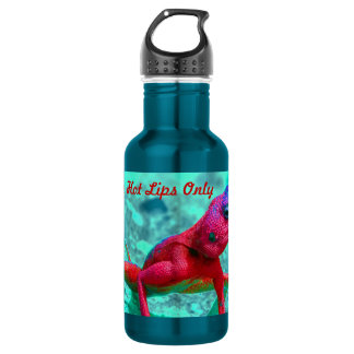 For My Hot Lips Only Water Bottle