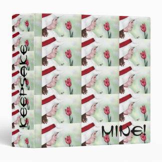 FOR MY LOVE 3 RING BINDER