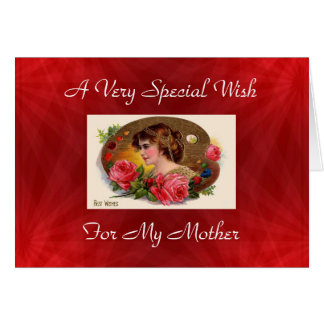 For My Mother Card
