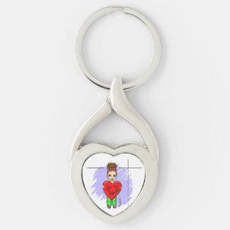 For my mummy keychain