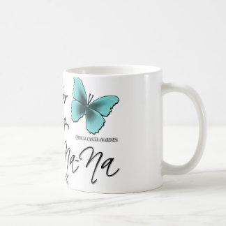 For my NaNa Classic White Coffee Mug