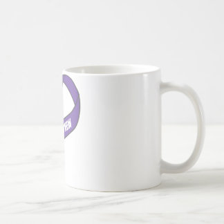 For My Nephew (Purple Ribbon) Coffee Mug