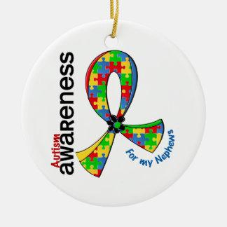 Autism Ornaments & Keepsake Ornaments | Zazzle