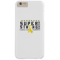 For My Sister childhood cancer awareness Fighting Barely There iPhone 6 Plus Case