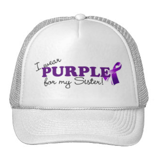 For My Sister Trucker Hat