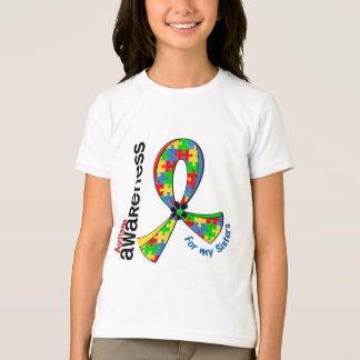 For My Sisters Autism T-Shirt