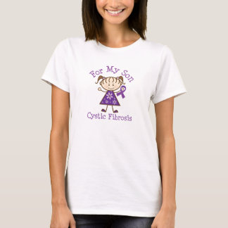 For My Son Cystic Fibrosis T-Shirt