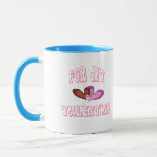 For My Valentine Mug