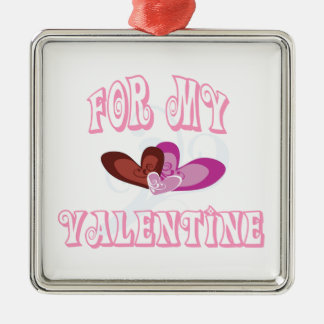 For my Valentine Ornament