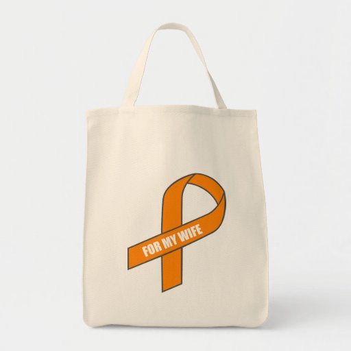 For My Wife (Orange Ribbon) Bags