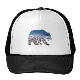 FOR NEW TERRAIN TRUCKER HAT