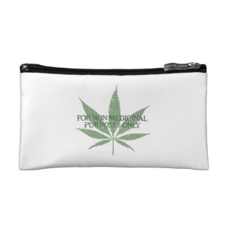For Non Medicinal Purposes Only Accessory Cosmetic Bag