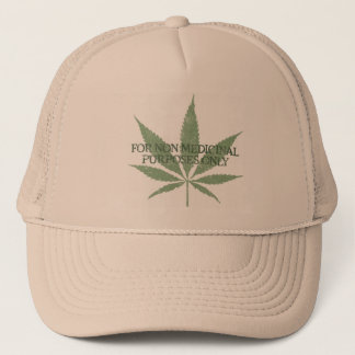For Non Medicinal Purposes Only Cap