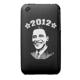 FOR OBAMA 2012 Case-Mate iPhone 3 CASE
