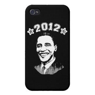 FOR OBAMA 2012 COVER FOR iPhone 4