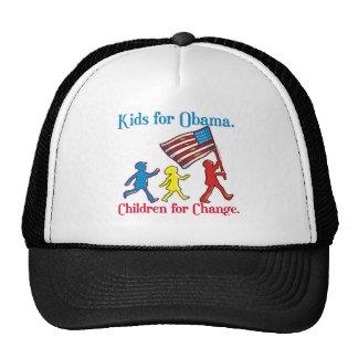 for Obama Trucker Hat