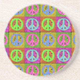 FOR PEACE Coaster