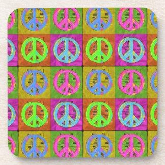FOR PEACE Coaster Set