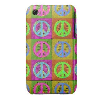 FOR PEACE iPhone 3 Case-Mate Case