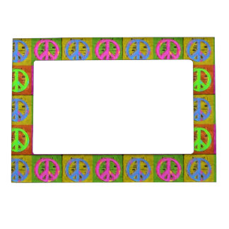 FOR PEACE Magnetic Frame