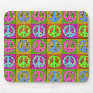 FOR PEACE MOUSE PAD