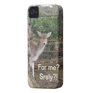 For people who don't take many calls iPhone 4 Case-Mate case
