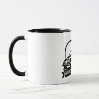 for perfect coffee  in moraning mug