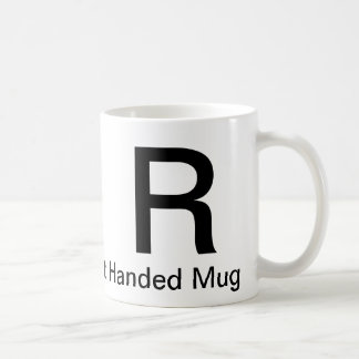 For Persons of Right Handedness Mug
