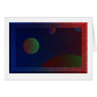 For Planets Card