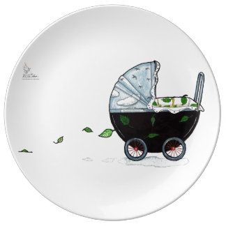 For Plate hapiness your new baby