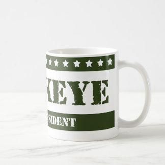 For President Hawkeye Coffee Mug