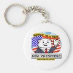 For President Key Chain