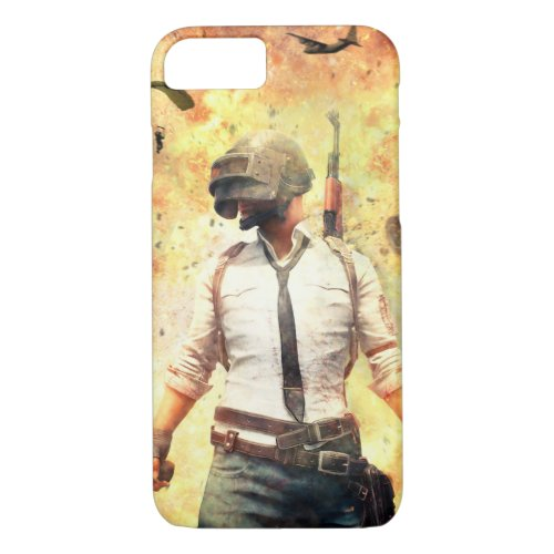 FOR PUBG LOVERS Phone Case