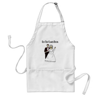 For Real Adult Apron