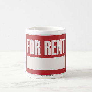 For Rent LoveMale.net Coffee Mug