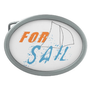 For Sail Belt Buckle