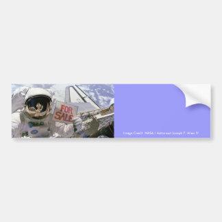 For Sale Bumper Sticker