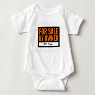 for sale by owner baby bodysuit