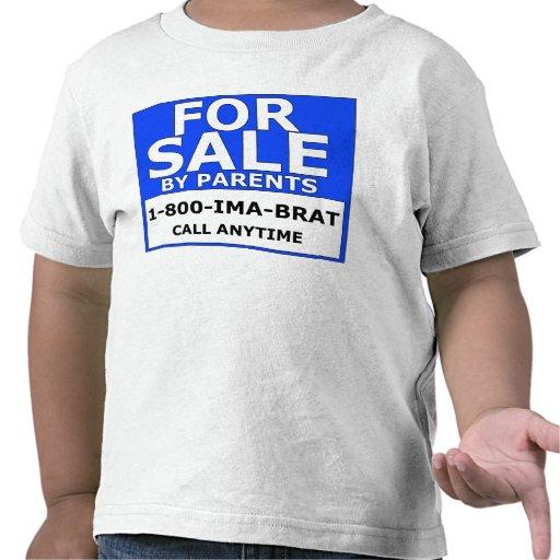 For Sale By Parents T Shirt Zazzle
