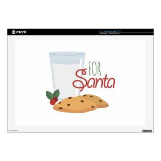 """For Santa Skin For 17"""" Laptop"""