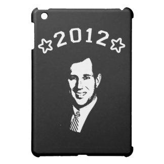 FOR SANTORUM 2012 CASE FOR THE iPad MINI