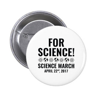 For Science! Button