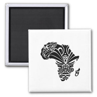 FOR THE AFRICA 2 INCH SQUARE MAGNET