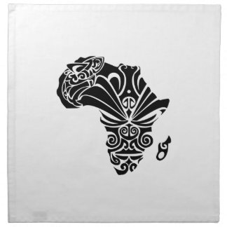 FOR THE AFRICA NAPKIN