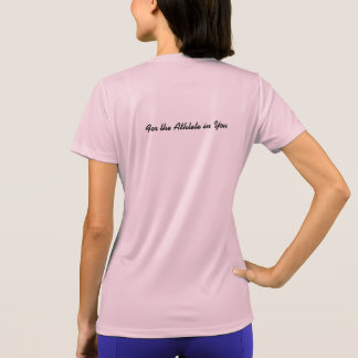 For the Athlete in You Tee Shirts