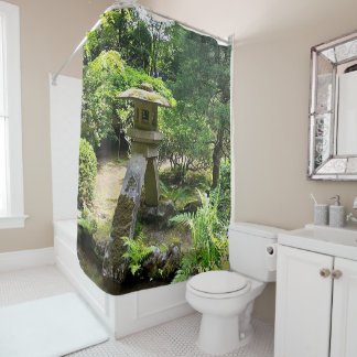 For the Bathroom Shower Curtain