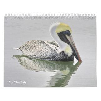 For The Birds Calendar