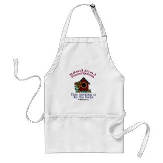 For the Birds MT Adult Apron