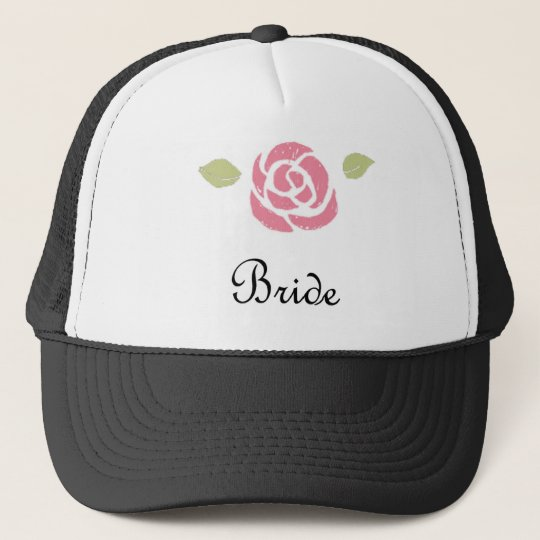 For the Bride Trucker Hat
